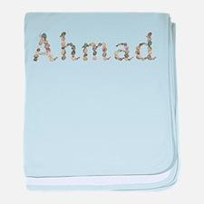 Ahmad Seashells baby blanket