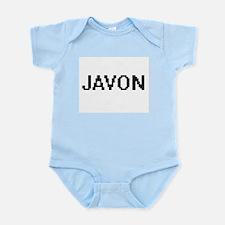 Javon Digital Name Design Body Suit