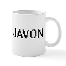 Javon Digital Name Design Mugs