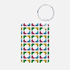 ADIRONDACK CHAIRS Keychains
