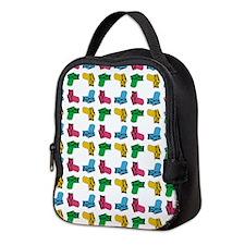 ADIRONDACK CHAIRS Neoprene Lunch Bag