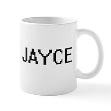 Jayce Digital Name Design Mugs