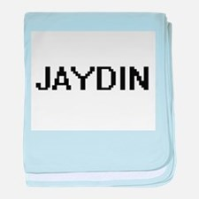 Jaydin Digital Name Design baby blanket