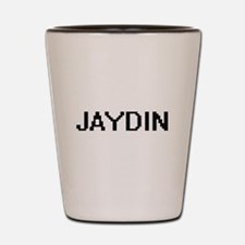 Jaydin Digital Name Design Shot Glass