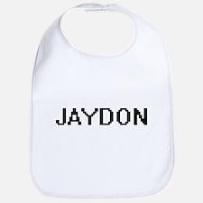 Jaydon Digital Name Design Bib