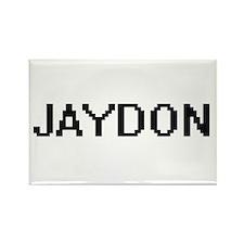 Jaydon Digital Name Design Magnets