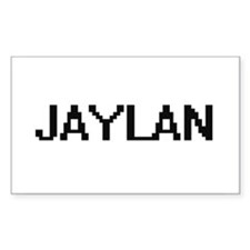 Jaylan Digital Name Design Decal