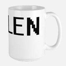 Jaylen Digital Name Design Mugs