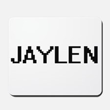 Jaylen Digital Name Design Mousepad