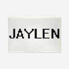 Jaylen Digital Name Design Magnets
