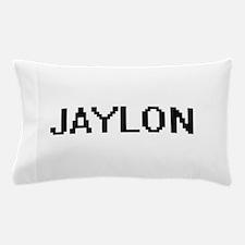 Jaylon Digital Name Design Pillow Case