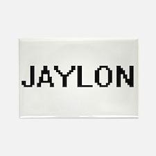 Jaylon Digital Name Design Magnets
