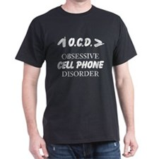 Cell Phone Disorder T-Shirt