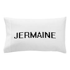 Jermaine Digital Name Design Pillow Case