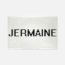Jermaine Digital Name Design Magnets
