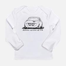 Sprint Long Sleeve Infant T-Shirt