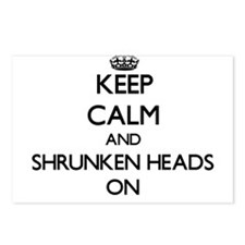 Keep Calm and Shrunken He Postcards (Package of 8)