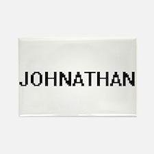 Johnathan Digital Name Design Magnets