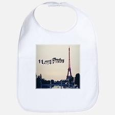I Love Paris! Bib