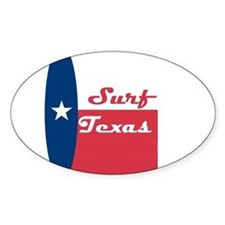 Cute State of texas Decal
