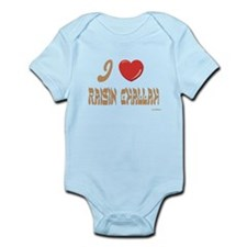 Jewish Raisin Challah Infant Bodysuit