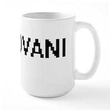 Jovani Digital Name Design Mugs