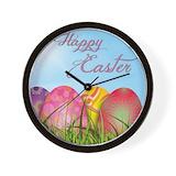 Easter Basic Clocks