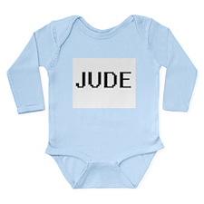 Jude Digital Name Design Body Suit