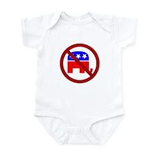 Anti-Elephant Infant Bodysuit