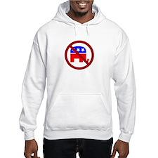 Anti-Elephant Hoodie