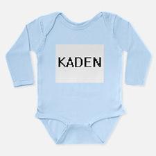 Kaden Digital Name Design Body Suit