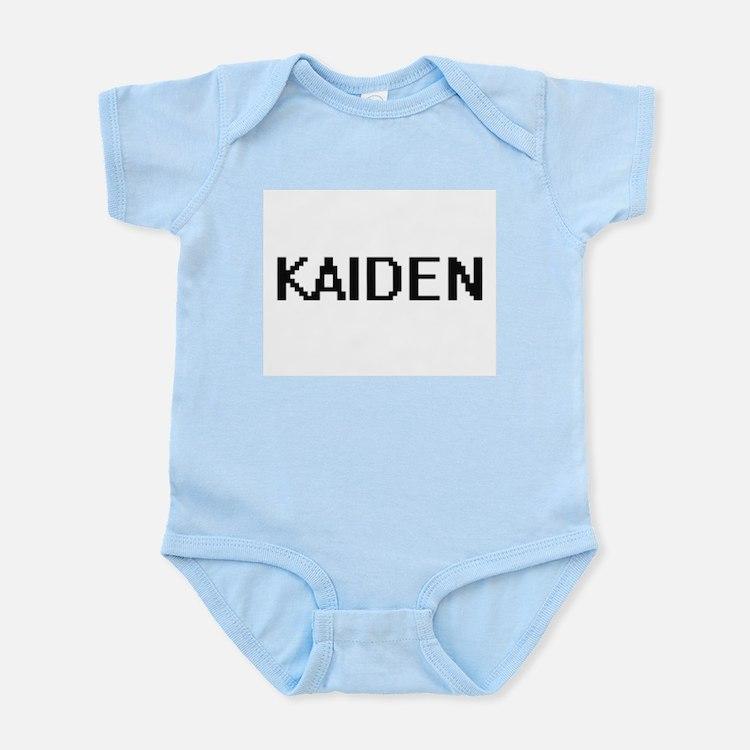 Kaiden Digital Name Design Body Suit