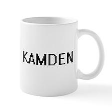 Kamden Digital Name Design Mugs