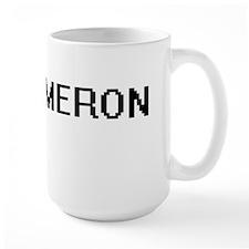 Kameron Digital Name Design Mugs