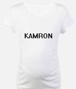 Kamron Digital Name Design Shirt
