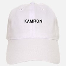 Kamron Digital Name Design Baseball Baseball Cap