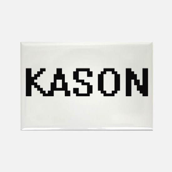 Kason Digital Name Design Magnets