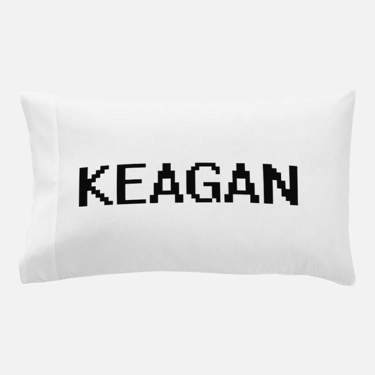 Keagan Digital Name Design Pillow Case