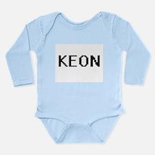 Keon Digital Name Design Body Suit