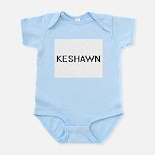 Keshawn Digital Name Design Body Suit