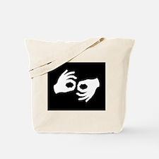 Interpreter-dk Tote Bag