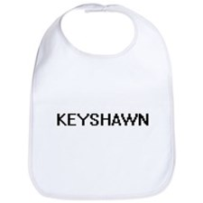 Keyshawn Digital Name Design Bib