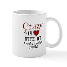 American Water Spaniel Mugs