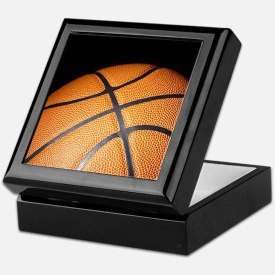Basketball Ball Keepsake Box