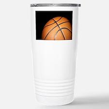 Basketball Ball Travel Mug