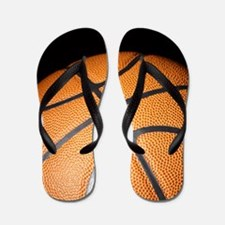 Basketball Ball Flip Flops