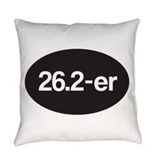 26.2-er Marathoner Everyday Pillow