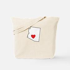 Arizona-01 Tote Bag