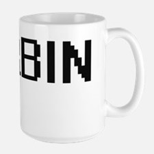 Korbin Digital Name Design Mugs