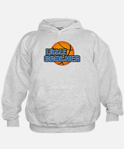Little Brother Basketball Hoodie